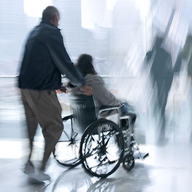Pensión de invalidez